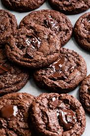 This vegan, gluten free cookie recipe comes from myhealthdessert and also requires 5 simple ingredients. Chewy Gluten Free Chocolate Cookies Snixy Kitchen