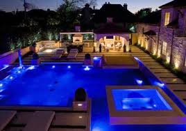 swimming pool lighting ideas. 15 Attractive Swimming Pool Lighting Ideas P