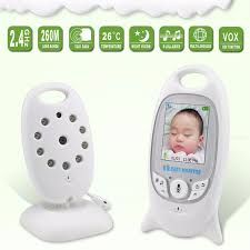 Wireless Video Baby Monitor-Online Wholesale Video Baby Monitor for Sale