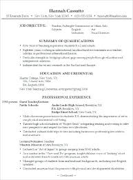 Sample Of Social Worker Resume Cell 6 E Mail Goal To Offer Kids With