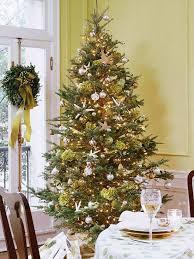 Weihnachtsbaum Deko Seesterne Gold Tannenbaum Silber