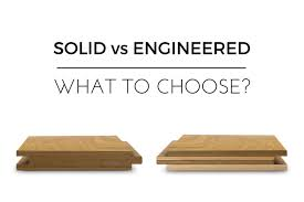 what to choose solid or engineered wood flooring