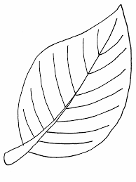 leaf coloring pages. Free Printable Leaf Coloring Pages For Kids ClipArt Best