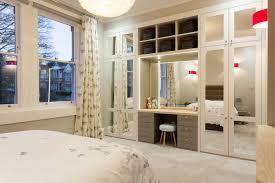 fitted wardrobe in girl s bedroom