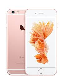Apple iPhone 6 s, rose, gold
