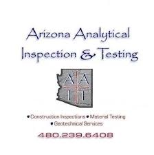 Arizona Analytical Inspection And Testing Llc Home Facebook