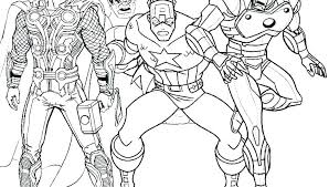 Marvel Coloring Pages Marvel Coloring Pages For Print Out Marvel