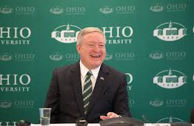 OHIO welcomes President Nellis - Ohio Today