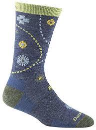 Darn Tough Vermont Sock Size Chart Darn Tough Garden Crew Light Socks Womens