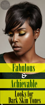do you have a hard time choosing the right colors of makeup for your dark skin tone as a makeup artist you ll undoubtedly work with many faces and skin
