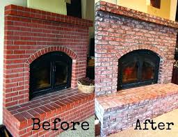red brick fireplace red brick fireplace mantel ideas know anything about remodeling a painted brick fireplace