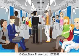 people inside subway train. Brilliant Subway People In Subway Train  Csp11672652 For Inside Subway Train C