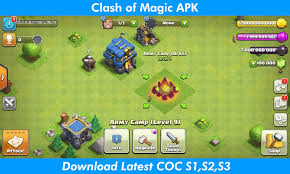 Coc Light Apk Clash Of Magic Apk 2020 Download Latest Coc S1 S2 S3