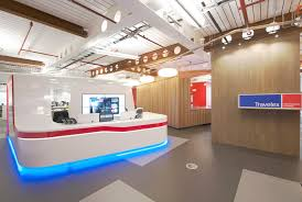 home office fitout. Travelex Office Design Case Study Interiors Fit Out Project Kings Cross Relocation. Lobby Home Fitout