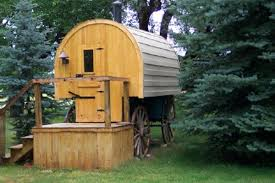 Small Picture An 1800s Sheep Wagon Turned Tiny Home Zillow Porchlight