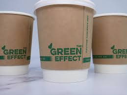 Starbucks, for example, is aiming for 100% of its cups to be recyclable or reusable by 2015, and customers who bring their. Green Effect Biodegradable Coffee Cup Biodegradable Products Compostable Packaging Coffee Cups
