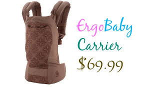 Zulily Deal: ErgoBaby Chai Mandala Carrier, $69.99 :: Southern Savers