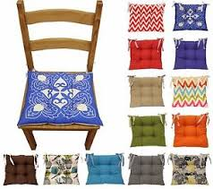 image is loading colourful seat pad dining room garden kitchen chair