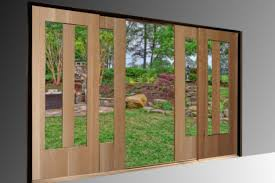 if the opening to the patio is large which is usually the case for more high end homes the bigger the door and the thicker the glass