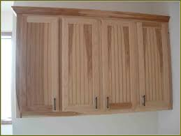Kitchen Wall Cabinets Unfinished Unfinished Kitchen Cabinets Lowes