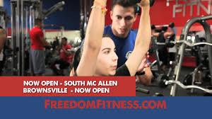 freedom fitness mcallen tx
