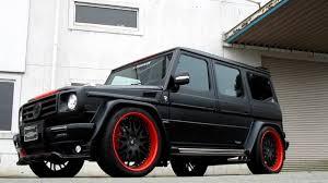 mercedes g wagon matte black red interior. mercedes g wagon matte black red interior u