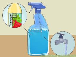 image titled use vinegar for household cleaning step 1