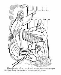 Small Picture Easter Story Coloring pages Bible Jesus Final Week Pinterest