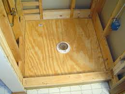 making a shower pan build your own shower pan how to build a shower pan frame making a shower pan