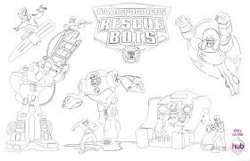 rescue bots coloring pages to print fresh blades bot for kids lovely new inspiration chase of gallery