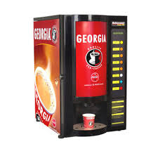 Tea Coffee Vending Machine Magnificent Tea Coffee Vending Machine Buy In Mumbai