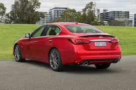 2018 infiniti red sport review. exellent 2018 the update brought restyled front and rear bumpers q50 red sport  for 2018 infiniti red sport review