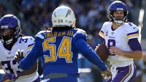 Nfl Week 15 Pff Refocused Minnesota Vikings 39 Los Angeles