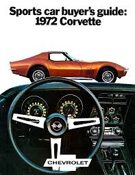 1972 Corvette Specs, Colors, Facts, History, and Performance ...