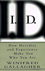 I.D. by Winifred Gallagher, Gallagher | 9780679430186 | Reviews,  Description and More @ BetterWorldBooks.com