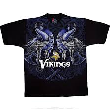 T Minnesota Vikings Shirt Men's