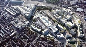 head office of google. Google-spends-1-billion-for-new-central-London Head Office Of Google S