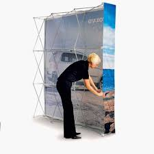 Pop Up Display Stands Uk Media Fabric Pop Up Display Stand 49