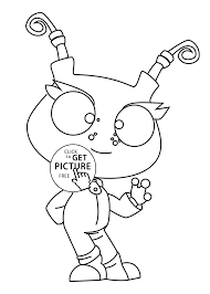 Small Picture robot coloring pages for kids printable free