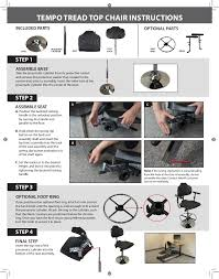 office chair guide. Office Chair Assembly Guide And Warranty. ASSEMBLE BASE Take The Pneumatic Cylinder From Its Protective Carton Remove Washer That E