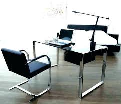 office glass desks. Home Office Glass Desk Desks Cover  Small . E