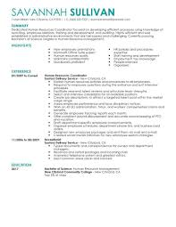 Resume Community Outreach Resume