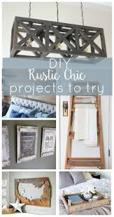 Roundup 11 diy home office Lightbox Diy Home Decor Projects This Roundup Of Amazing Diy Rustic Chic Projects Will Give Your Home Dose Of Fu2026 Diy Loop Diy Home Decor Projects This Roundup Of Amazing Diy Rustic Chic