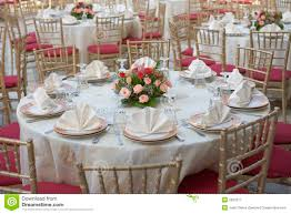 Wedding Table Royalty Free Stock Photography Image 2693377