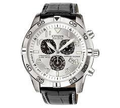 buy citizen men s eco drive perpetual calendar strap watch at loading