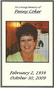 Penny Jolene Browning Coker (1954-2009) - Find A Grave Memorial
