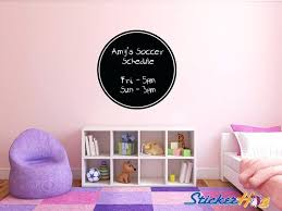 chalkboard wall stickers large chalkboard calendar wall decal large circle chalkboard vinyl wall decal graphics home