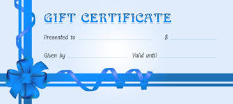 Collection Of Solutions Adams Gift Certificate Template Word For