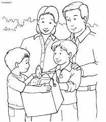 Small Picture Coloring pages family picture 87