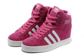 adidas shoes 2016 pink. 2016 discount price club origin women pink white adidas originals increase high-heeled shoes online zj1c